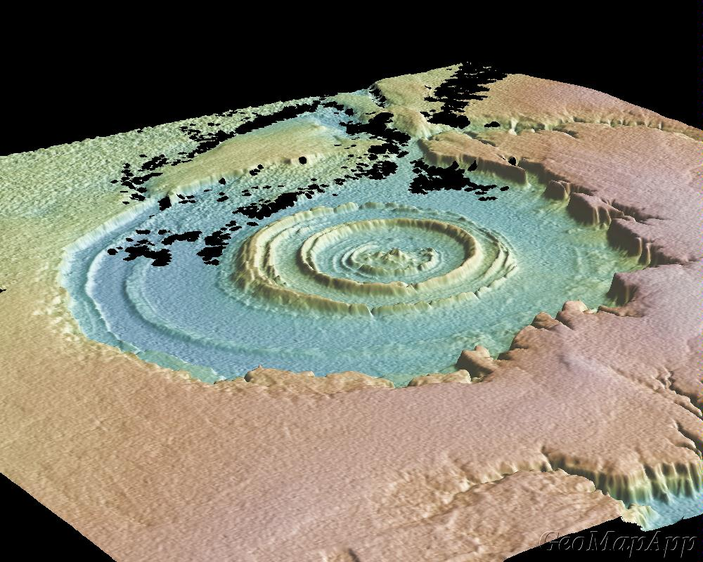 0_RICHAT STRUCTURE IN THE SAHARA