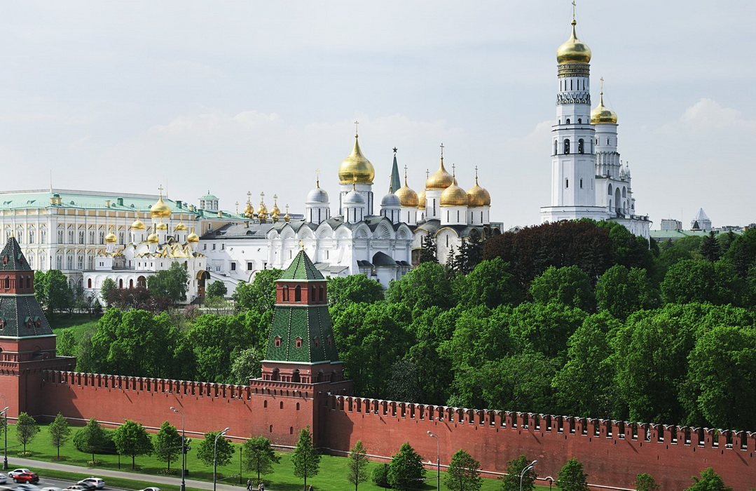 MOscow Kremlin - Featured image